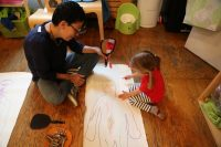 Hands-on creativity fosters analytical skills learning