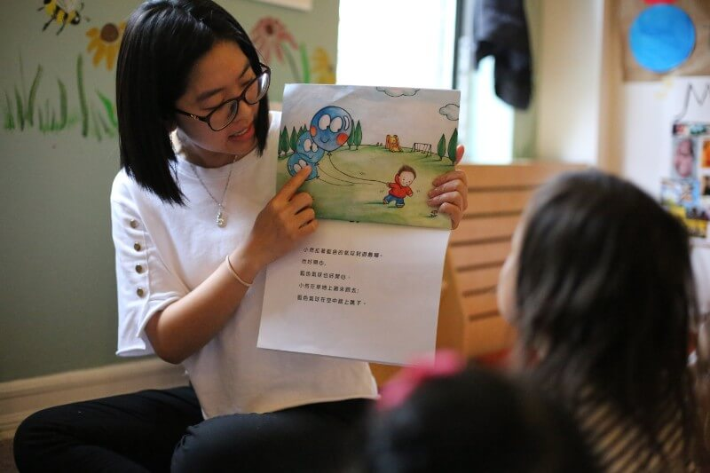 students achieve proficiency in Mandarin immersion and French immersion